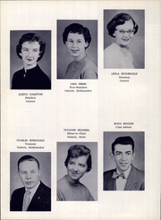 Page 16, 1958 Edition, Clymer Central High School - Spotlight Yearbook (Clymer, NY) online yearbook collection