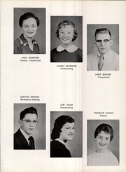 Page 17, 1958 Edition, Clymer Central High School - Spotlight Yearbook (Clymer, NY) online yearbook collection