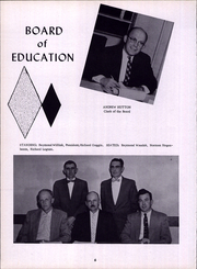 Page 10, 1959 Edition, Clymer Central High School - Spotlight Yearbook (Clymer, NY) online yearbook collection