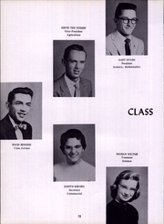 Page 16, 1959 Edition, Clymer Central High School - Spotlight Yearbook (Clymer, NY) online yearbook collection