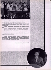 Page 6, 1959 Edition, Clymer Central High School - Spotlight Yearbook (Clymer, NY) online yearbook collection