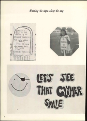 Page 14, 1972 Edition, Clymer Central High School - Spotlight Yearbook (Clymer, NY) online yearbook collection