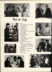 Page 8, 1972 Edition, Clymer Central High School - Spotlight Yearbook (Clymer, NY) online yearbook collection