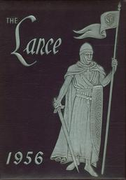 1956 Edition, St Augustine High School - Lance Yearbook (Brooklyn, NY)