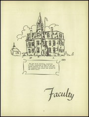 Page 11, 1954 Edition, Chateaugay Central High School - Maroon and White Yearbook (Chateaugay, NY) online yearbook collection