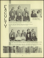 Page 14, 1954 Edition, Chateaugay Central High School - Maroon and White Yearbook (Chateaugay, NY) online yearbook collection