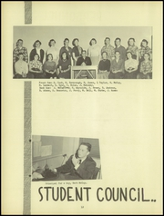 Page 16, 1954 Edition, Chateaugay Central High School - Maroon and White Yearbook (Chateaugay, NY) online yearbook collection
