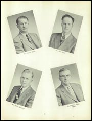 Page 11, 1955 Edition, Chateaugay Central High School - Maroon and White Yearbook (Chateaugay, NY) online yearbook collection