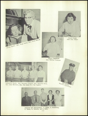 Page 17, 1955 Edition, Chateaugay Central High School - Maroon and White Yearbook (Chateaugay, NY) online yearbook collection