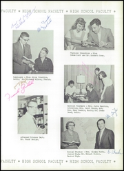 Page 11, 1959 Edition, Chateaugay Central High School - Maroon and White Yearbook (Chateaugay, NY) online yearbook collection