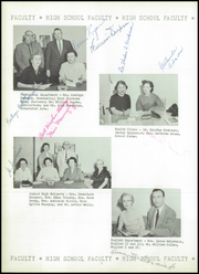 Page 12, 1959 Edition, Chateaugay Central High School - Maroon and White Yearbook (Chateaugay, NY) online yearbook collection
