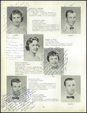DeSales High School - Knight Yearbook (Lockport, NY) online yearbook collection, 1959 Edition, Page 36