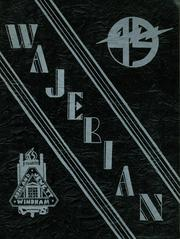 1949 Edition, Windham Ashland Jewett Central School - Wajerian Yearbook