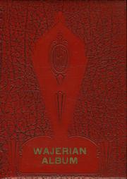 1952 Edition, Windham Ashland Jewett Central School - Wajerian Yearbook
