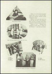 Page 15, 1952 Edition, Windham Ashland Jewett Central School - Wajerian Yearbook online yearbook collection
