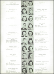 Page 16, 1942 Edition, Nott Terrace High School - Terracian Yearbook (Schenectady, NY) online yearbook collection