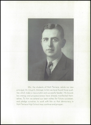 Page 7, 1942 Edition, Nott Terrace High School - Terracian Yearbook (Schenectady, NY) online yearbook collection