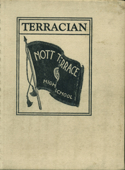 Nott Terrace High School - Terracian Yearbook (Schenectady, NY) online yearbook collection, 1943 Edition, Page 1