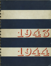 Nott Terrace High School - Terracian Yearbook (Schenectady, NY) online yearbook collection, 1944 Edition, Page 1