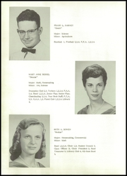 Page 14, 1958 Edition, Sherman Central High School - Wildcat Yearbook (Sherman, NY) online yearbook collection