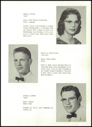 Page 17, 1958 Edition, Sherman Central High School - Wildcat Yearbook (Sherman, NY) online yearbook collection