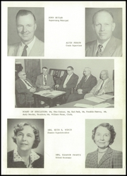 Page 9, 1958 Edition, Sherman Central High School - Wildcat Yearbook (Sherman, NY) online yearbook collection