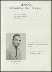 Page 13, 1959 Edition, Sherman Central High School - Wildcat Yearbook (Sherman, NY) online yearbook collection