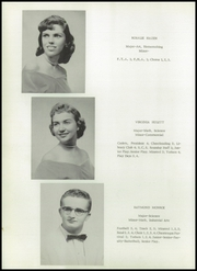Page 16, 1959 Edition, Sherman Central High School - Wildcat Yearbook (Sherman, NY) online yearbook collection