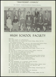 Page 9, 1959 Edition, Sherman Central High School - Wildcat Yearbook (Sherman, NY) online yearbook collection