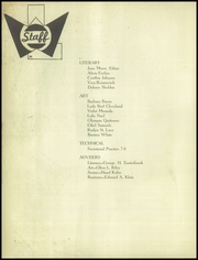 Page 6, 1944 Edition, Wadleigh High School - Owl Yearbook (New York, NY) online yearbook collection