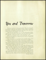 Page 9, 1944 Edition, Wadleigh High School - Owl Yearbook (New York, NY) online yearbook collection