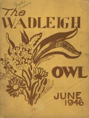 1946 Edition, Wadleigh High School - Owl Yearbook (New York, NY)