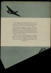Page 5, 1942 Edition, Manhattan High School of Aviation Trades - Solo Yearbook (New York, NY) online yearbook collection