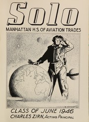 Page 5, 1946 Edition, Manhattan High School of Aviation Trades - Solo Yearbook (New York, NY) online yearbook collection