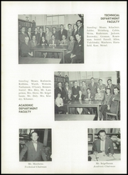 Page 10, 1953 Edition, Manhattan High School of Aviation Trades - Solo Yearbook (New York, NY) online yearbook collection