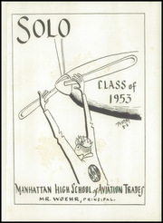 Page 5, 1953 Edition, Manhattan High School of Aviation Trades - Solo Yearbook (New York, NY) online yearbook collection