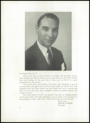 Page 8, 1953 Edition, Manhattan High School of Aviation Trades - Solo Yearbook (New York, NY) online yearbook collection