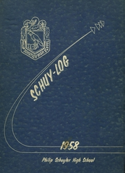 Page 1, 1958 Edition, Schuyler High School - Schuy Log Yearbook (Albany, NY) online yearbook collection