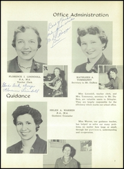 Page 11, 1958 Edition, Schuyler High School - Schuy Log Yearbook (Albany, NY) online yearbook collection