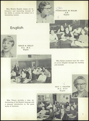 Page 13, 1958 Edition, Schuyler High School - Schuy Log Yearbook (Albany, NY) online yearbook collection