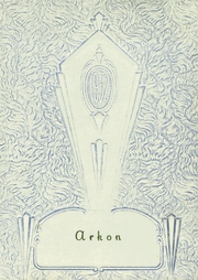 1952 Edition, Arkport Central High School - Arkon Yearbook (Arkport, NY)