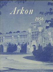1956 Edition, Arkport Central High School - Arkon Yearbook (Arkport, NY)
