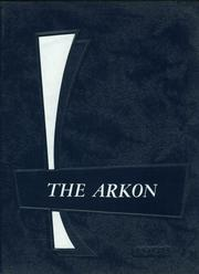 1958 Edition, Arkport Central High School - Arkon Yearbook (Arkport, NY)
