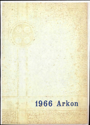 1966 Edition, Arkport Central High School - Arkon Yearbook (Arkport, NY)