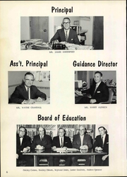 Page 12, 1966 Edition, Arkport Central High School - Arkon Yearbook (Arkport, NY) online yearbook collection
