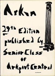 Page 7, 1966 Edition, Arkport Central High School - Arkon Yearbook (Arkport, NY) online yearbook collection