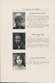 Page 12, 1925 Edition, Milne School - Bricks and Ivy Yearbook (Albany, NY) online yearbook collection