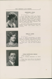 Page 13, 1925 Edition, Milne School - Bricks and Ivy Yearbook (Albany, NY) online yearbook collection