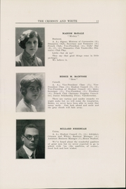 Page 15, 1925 Edition, Milne School - Bricks and Ivy Yearbook (Albany, NY) online yearbook collection