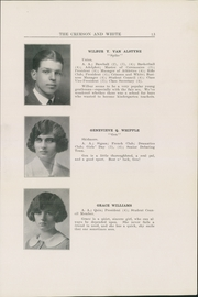 Page 17, 1925 Edition, Milne School - Bricks and Ivy Yearbook (Albany, NY) online yearbook collection